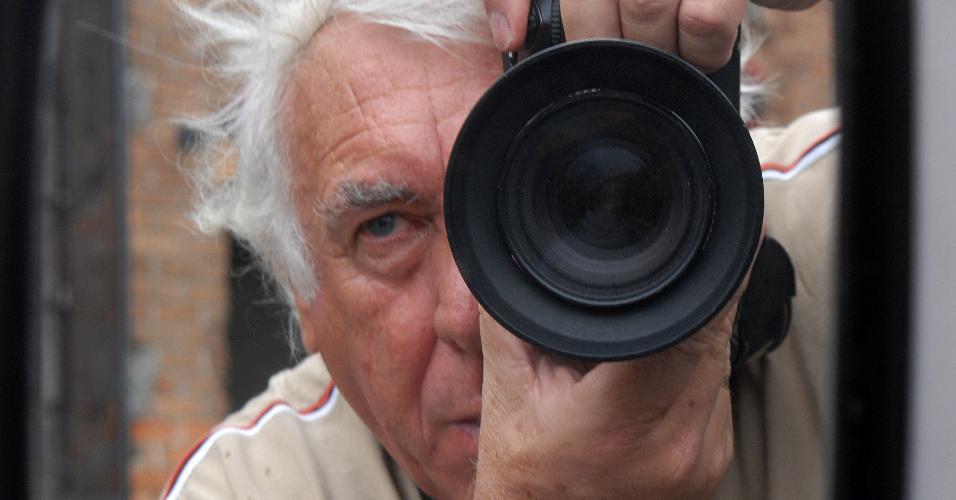 Claudio Larangeira auto-retrato