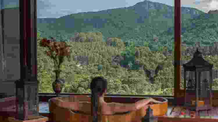 Samadhi SPA - Pousada SPAMirante da Colyna, Monte Verde (MG) - Divulgação/Pousada SPA Mirante da Colyna - Divulgação/Pousada SPA Mirante da Colyna