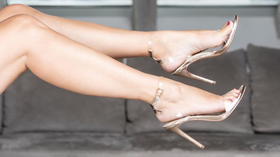 Podólatras exploram os pés como uma zona erógena para obter prazer durante as relações sexuais - iStock Images