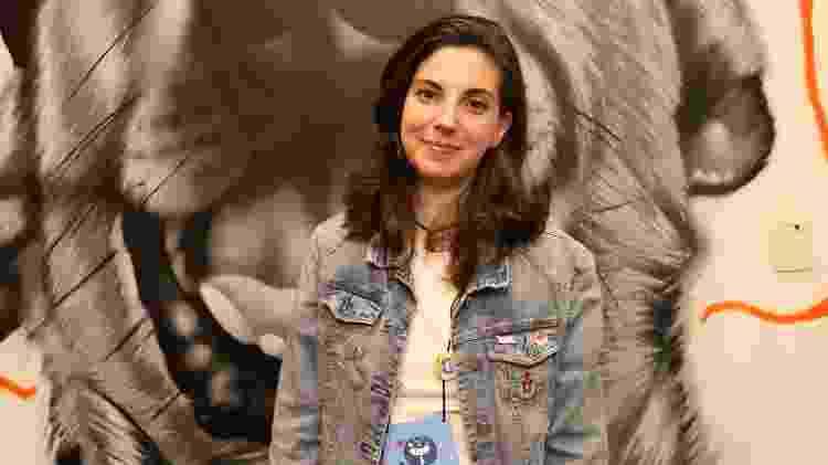 Firmeza Eli - Giovanna Breve/UOL - Giovanna Breve/UOL