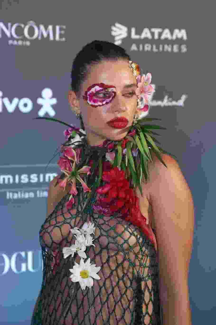 Bruna Linzmeyer vai ao Baile da Vogue com seis à mostra - Daniel Pinheiro/AgNews