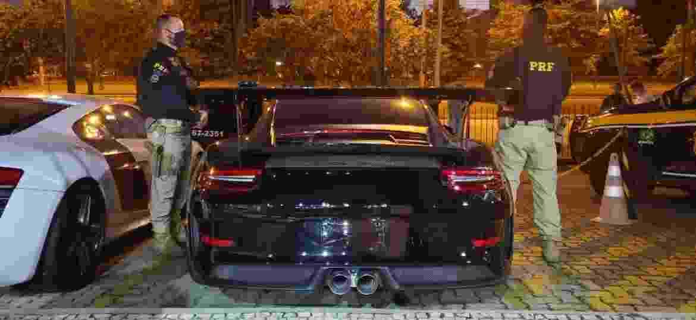 Porsche 911 GT3 RS 2019 é o carro mais raro e caro apreendido na operação de ontem: tem apenas 14 unidades no País do mesmo ano/modelo. Custa cerca de R$ 1 milhão - Divulgação