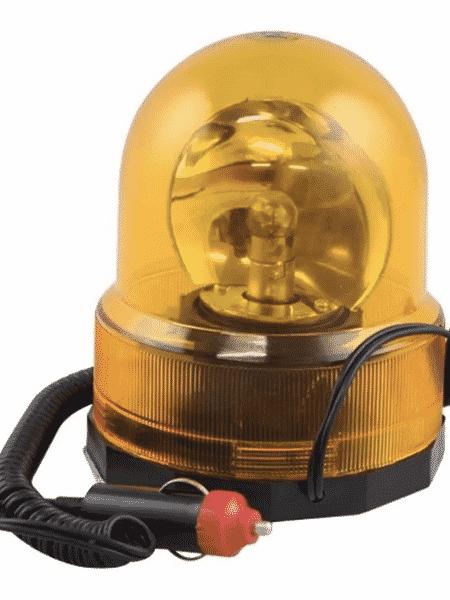 Giroflex sirene ilegal CTB âmbar - Reprodução - Reprodução