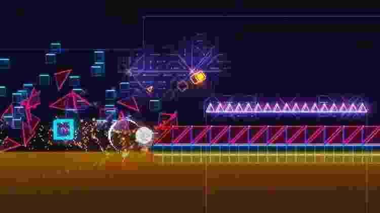 Game plataforma Flatland - Divulgação/Minimol Games - Divulgação/Minimol Games