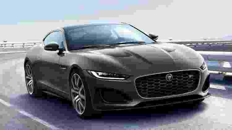 Jaguar F-Type - Divulgação - Divulgação