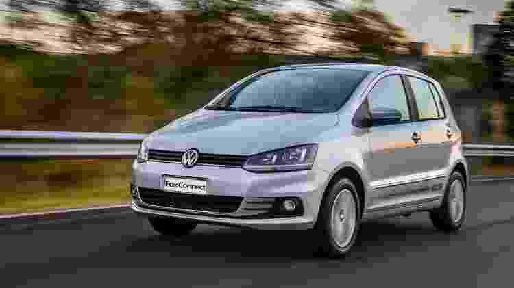 Volkswagen Fox - Divulgação - Divulgação