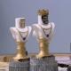 BBB 21: Rodolffo e Caio lado a lado no tabuleiro do quarto do líder - Reprodução/Globoplay