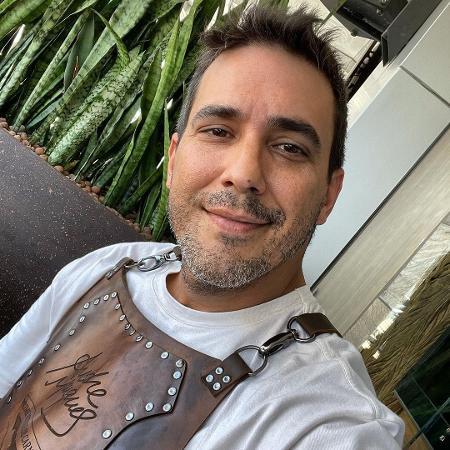 André Marques conta trolagem de Boninho - Imagem: Reprodução/Instagram@euandremarques