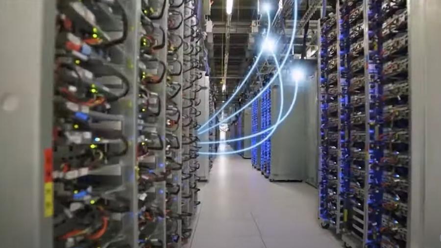 """A Globo anunciou esta semana um acordo com o Google Cloud; a emissora vai transferir para a """"nuvem"""" todo o seu acervo - Divulgação"""