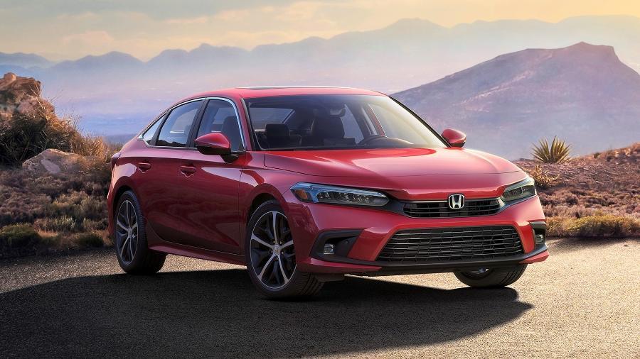 Honda Civic 2022 - Divulgação