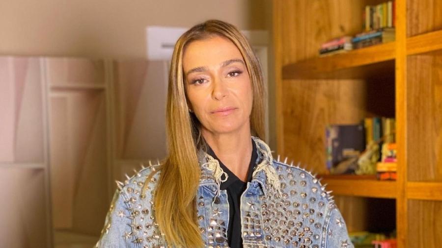 """Mônica Martelli apresenta hoje o """"Saia Justa"""" pela primeira vez desde a morte do amigo - Reprodução/Instagram"""