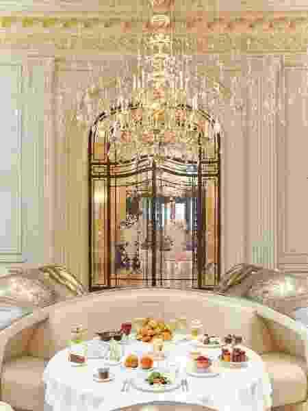 Hôtel Plaza Athénée, em Paris (3) - Divulgação - Divulgação