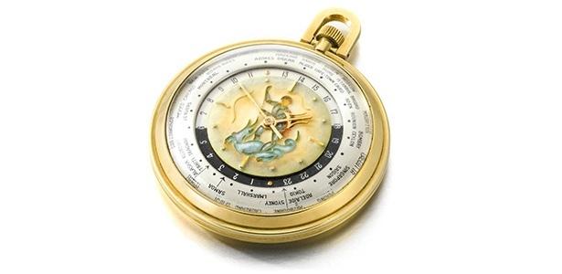 """Winston Churchill ganhou o relógio após vencer a Segunda Guerra Mundial com os Aliados - Divulgação/Sotheby""""s"""