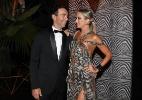 """""""Fiquei com medo"""", diz Ticiane após presenciar confronto na porta de festa - Manuela Scarpa/Brazil News"""