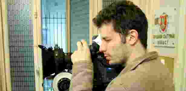 "Daniel Burman é o showrunner de ""Edha"" - AFP PHOTO HO/BERLINALE"