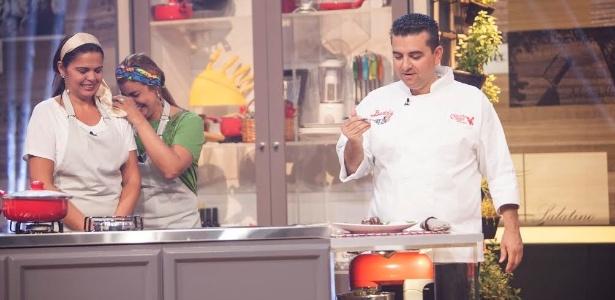 """Direção da Record está preocupada com os resultados ruins da """"Batalha dos Cozinheiros"""" - EduMoraes/Divulgação/Record/"""