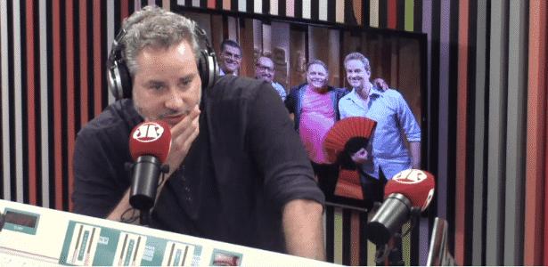 Dan Stulbach confirma negociações com TV Globo para retorno às novelas - Reprodução/Rádio Jovem Pan