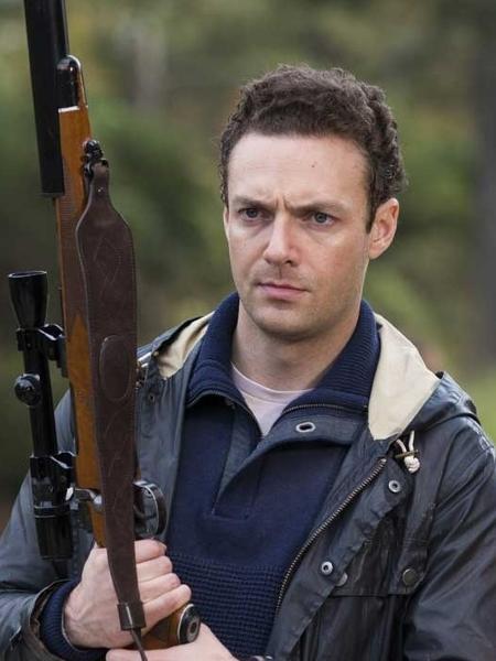 """Ross Marquand interpreta Aaron em cena de """"The Walking Dead"""" - Divulgação/AMC"""
