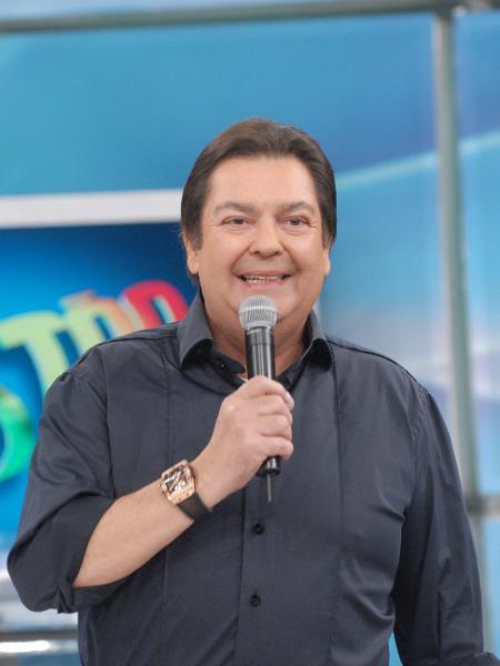 Fausto Silva: Um herói nacional merece reconhecimento - TV Globo/Zé Paulo Cardeal