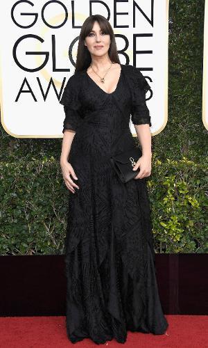 Globo de Ouro 2017: Monica Bellucci