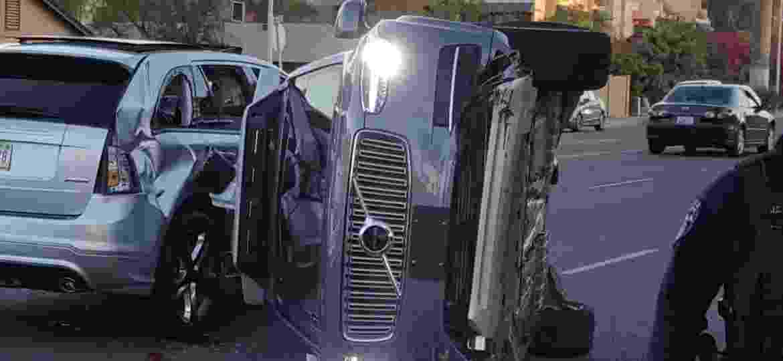 Seguradoras atendem diversos tipos de ocorrências, desde acidentes até pane seca - Reprodução