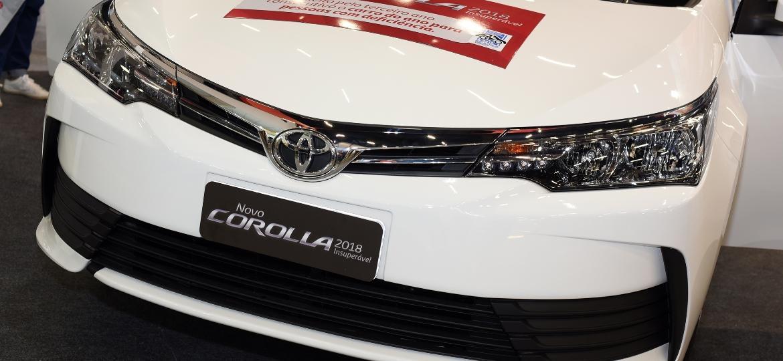 Toyota Corolla GLi Tecido: versão foi definitivamente extinta da gama - Murilo Góes/UOL