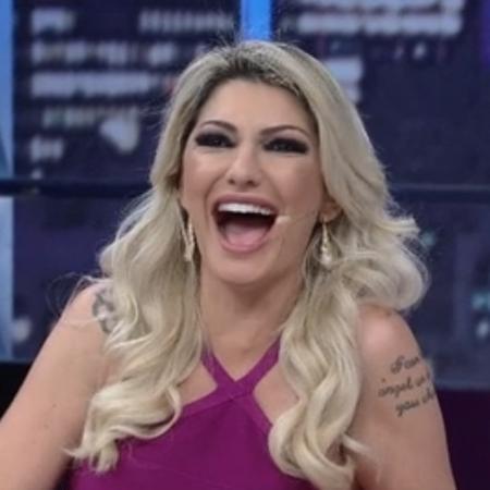 Antonia Fontenelle - Reprodução/RedeTV!