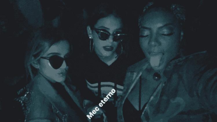 Manu Gavassi, Bruna Marquezine e Ludmilla - Reprodução/Instagram - Reprodução/Instagram