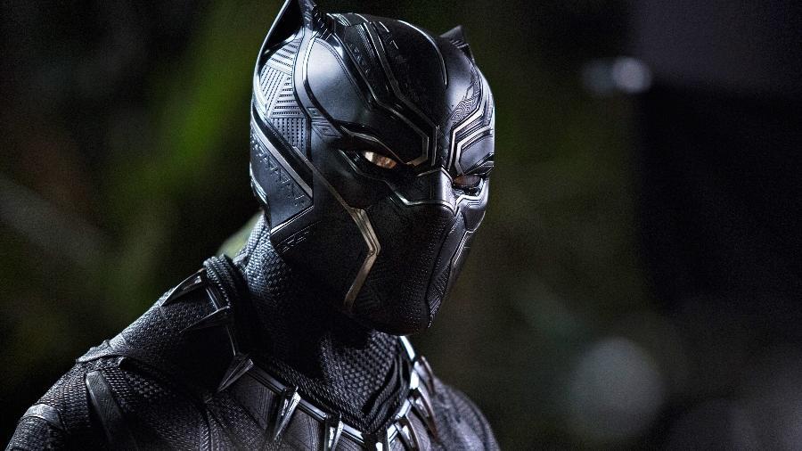 Pantera Negra - Divulgação