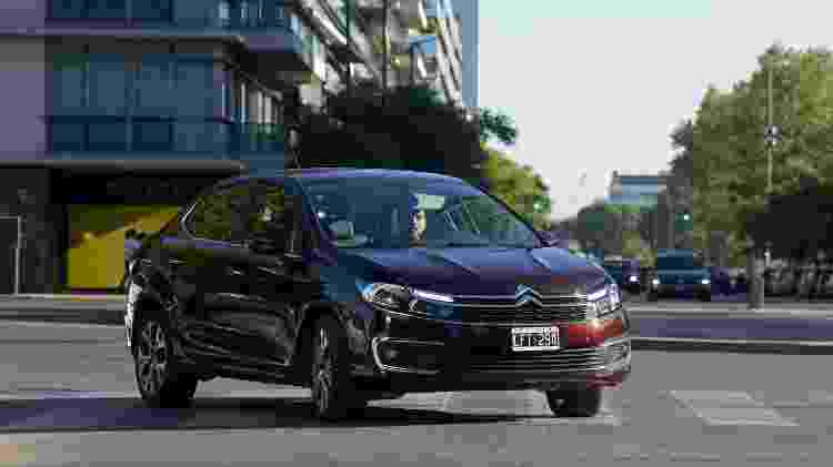 Citroën C4 Lounge Shine - Murilo Góes/UOL - Murilo Góes/UOL