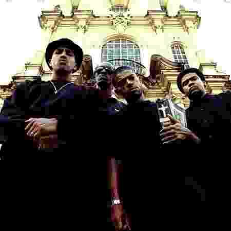 Racionais MC's em 1997 - Reprodução - Reprodução