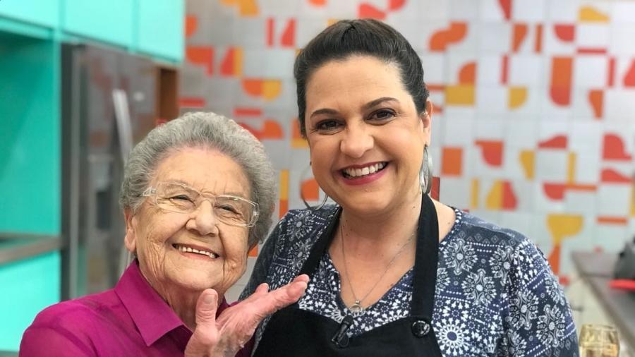 Adriana Rosa decidiu seguir os passos da avó, Palmirinha Onofre - Divulgação