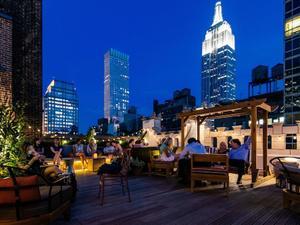 b01be83cc Conheça bares e restaurantes de Nova York para admirar a cidade do alto