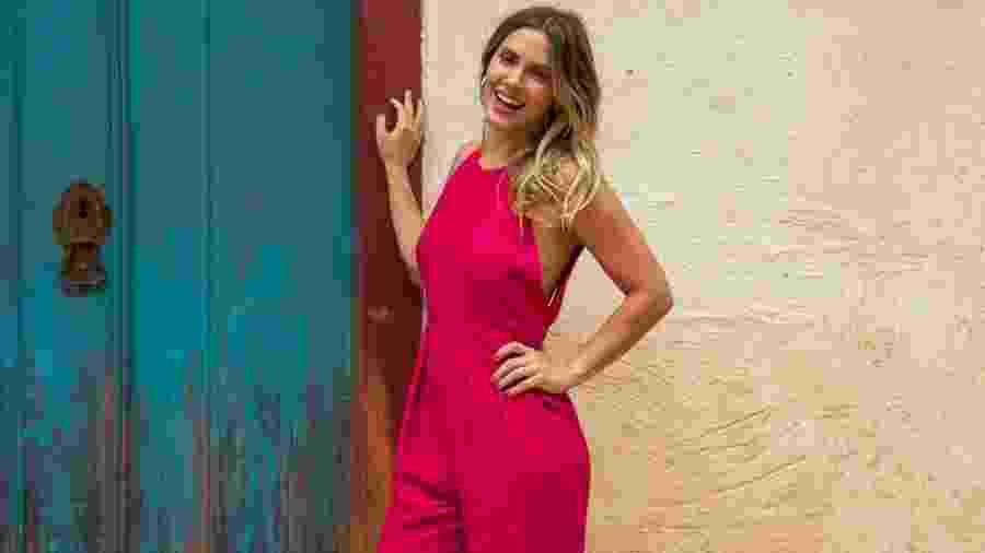Carolina Dieckmann, mesmo gravando novela, vai se dividir entre o Brasil e Estados Unidos - Estevam Avellar/Globo
