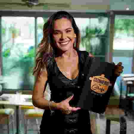 Isabele Benito apresenta nova temporada de Cozinheiro vs Chef no SBT Rio  - Divulgação SBT