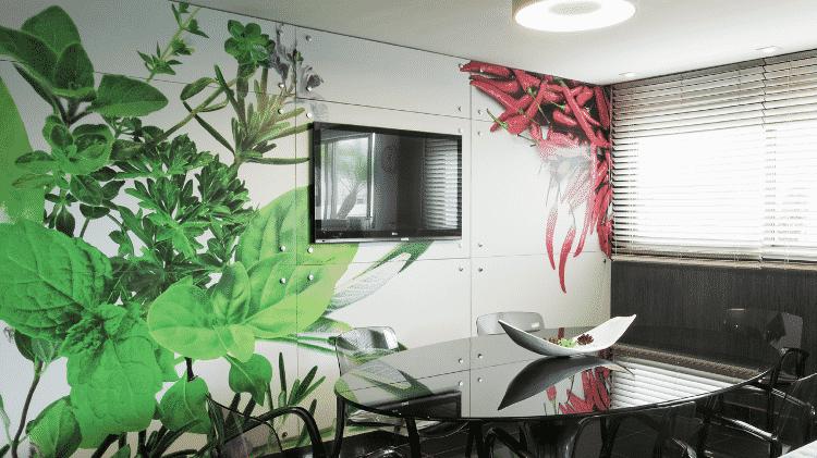 decoração fauna e flora 16  - Alain Brugier/Divulgação - Alain Brugier/Divulgação