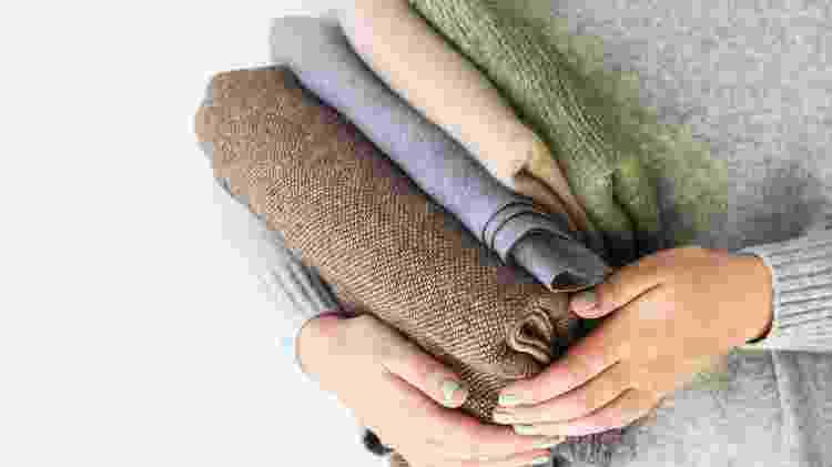 O que deve ser levado em conta é a capacidade térmica da fibra e não o peso. - Getty Images/iStockphoto