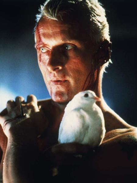 Ruger Hauer vive Roy Batty em Blade Runner: O Caçador de Androides - Divulgação/IMDb