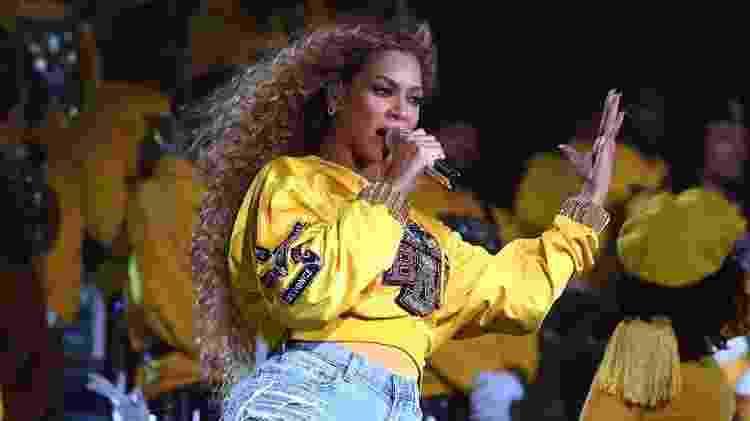 Beyoncé e Borges lançaram juntos o programa 22 Days Nutrition Meal Planner, uma plataforma com refeitas e dicas para planejar as refeições - Getty Images