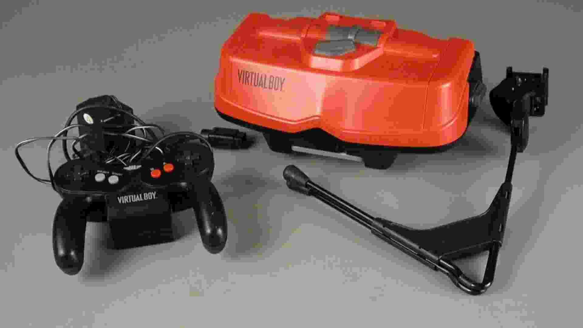 Virtual Boy - Museum of Play
