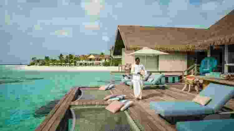 Maldivas - Divulgação/Four Seasons - Divulgação/Four Seasons