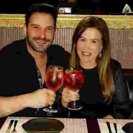 Zilu celebra aniversário de namoro com Marco Ruggiero - Reprodução/Instagram