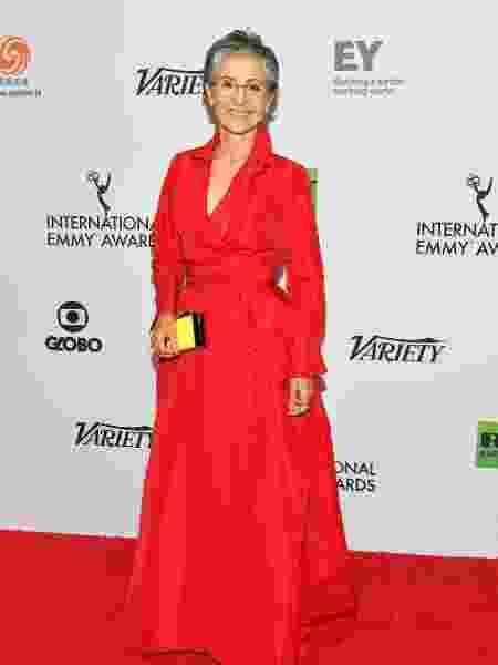 Cassia Kis na premiação do Emmy Internacional, em 2019 - Dia Dipasupil/Getty Images