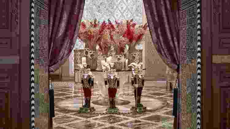 Royal Mansour Marrakech oferece festa exótica e cheia de luxo  - Divulgação/Royal Mansour Marrakech