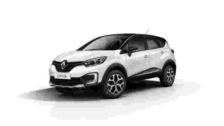 Renault Captur - Divulgação - Divulgação