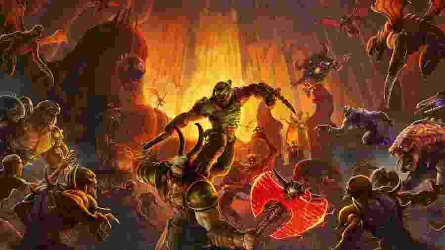 Doom Eternal  - Divulgação