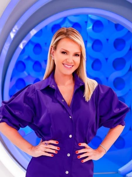 Eliana, apresentadora do SBT, assume que assiste reality da Globo - Divulgação