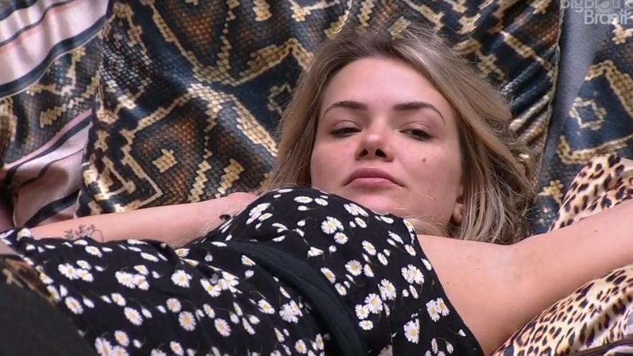 Marcela diz que sente falta de Daniel - Reprodução/Globoplay