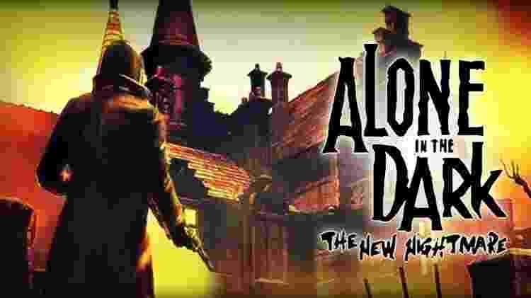 Alone in The Dark - Reprodução - Reprodução