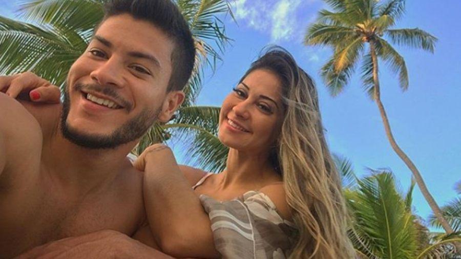 Arthur Aguiar e Mayra Cardi se separaram em maio de 2020 - Reprodução/Instagram